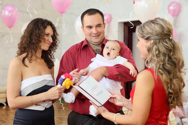Документы для получения свидетельства о рождении