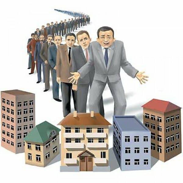 Как встать на очередь на получение жилья