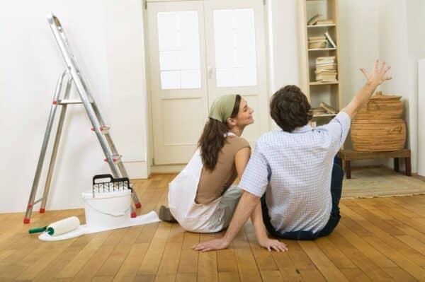 Время ремонтных работ в многоквартирном доме