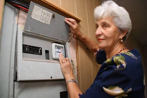 Замена электросчетчика за чей счет