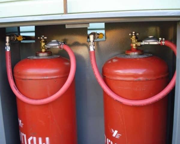 Какой газ в квартирах